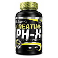 Креатин BioTech Creatine pH-X (210 капс)
