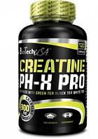 Креатин BioTech Creatine pH-X Pro (120 капс)