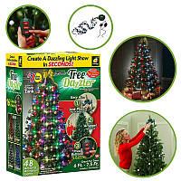 Елочная гирлянда Tree Dazzler 48 Led лампочки
