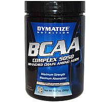 BCAA аминокислоты Dymatize BCAA Complex 5050 (300 г)