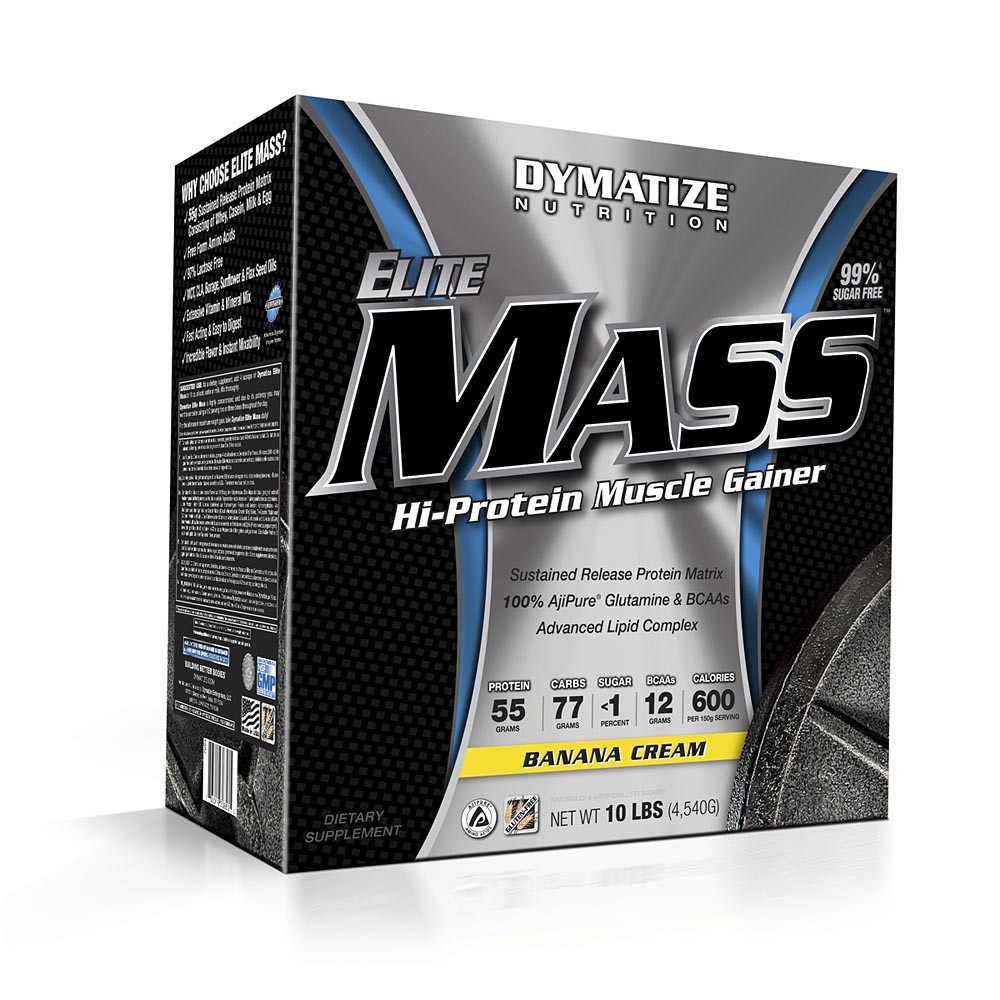 Гейнер Dymatize Elite Mass (4,5 кг)