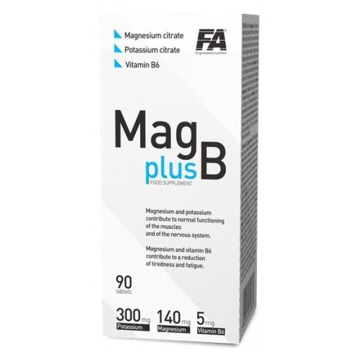 Минеральный комплекс Fitness Authority Mag plus B (90 таб)