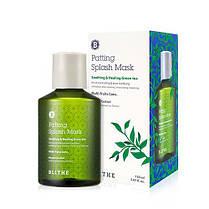 Успокаивающая увлажняющая жидкая маска Blithe Patting Splash Mask Soothing  & Healing Green Tea  150ml