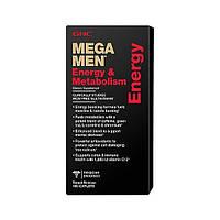 Витамины для мужчин GNC Mega Men Energy & Metabolisim (180 капс)