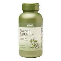Экстракт корня валерианы GNC Valerian Root 500 mg (100 таб)