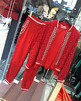 Оригинальный женский костюм тройка  бренда Zanardi