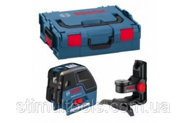 Нивелир лазерный Bosch GCL 25 + BM1 + L-BOXX