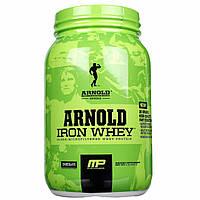 Протеин MusclePharm Arnold Series Iron Whey (908 г)