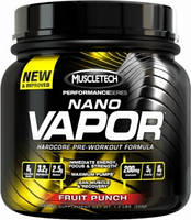 Предтренировочный комплекс MuscleTech Nano Vapor Performance Series 40 порц. (525 г)