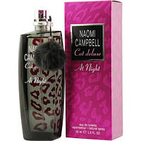 Женская туалетная вода Naomi Campbell Cat Delluxe At Night (Наоми Кэмпбелл Кэт Делюкс Эт Найт)