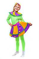 Детский карнавальный костюм для девочки Конфетка «Карамелька 115-125 см, несколько цветов, фото 1