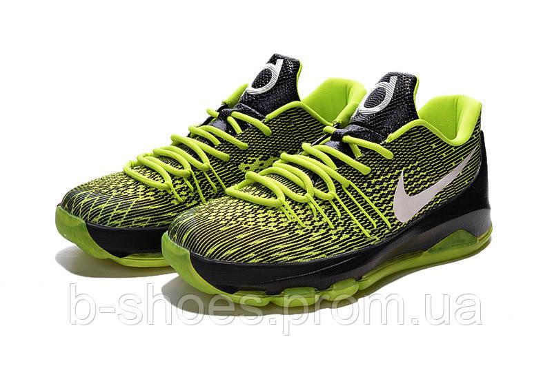 Мужские баскетбольные кроссовки Nike KD 8 (Green)