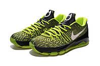 Мужские баскетбольные кроссовки Nike KD 8 (Green), фото 1