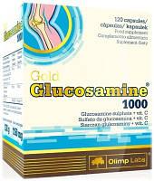 Препарат для восстановления суставов и связок Olimp Labs Gold Glucosamine 1000 (120 капс)