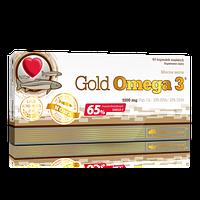 Комплекс незамінних жирних кислот Olimp Labs Gold Omega 3 65% (60 капс)