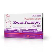 Витаминная пищевая добавка для женщин в период беременности и планирования беременности Olimp Labs Kwas Foliow