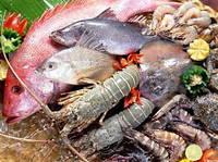 Приправа для морепродуктов весовая 500 г