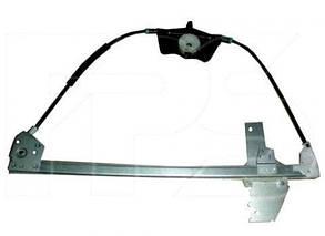 Левый стеклоподъемник передней двери Пежо 307 / PEUGEOT 307 (2001-2005)