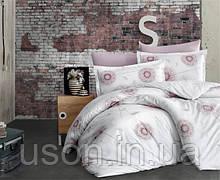 Комплект постельного белья из фланели полуторный размер ТМ Aran Clasy HUMA