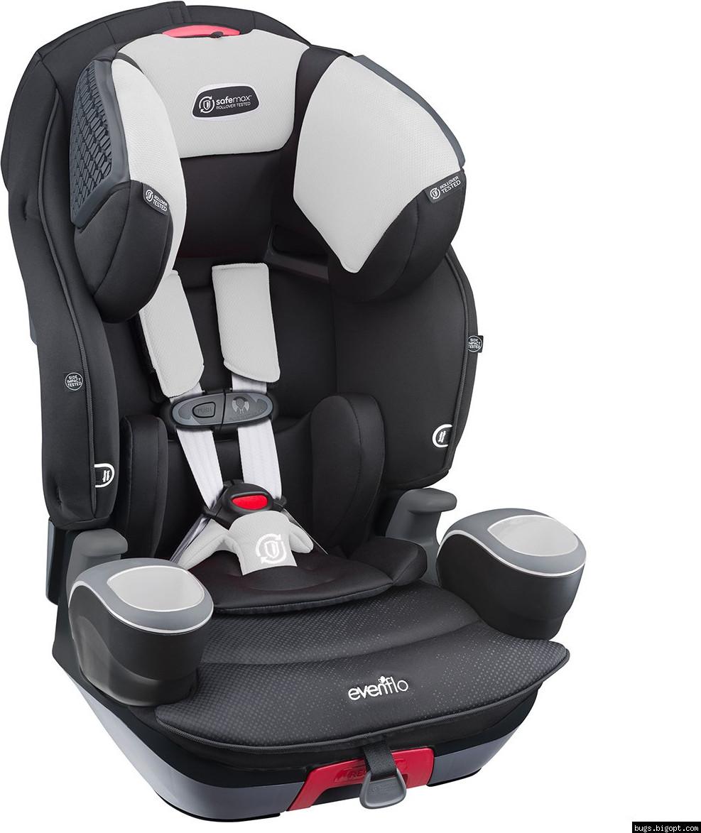 Evenflo® автокресло SafeMax 3в1 Platinum цвет - Shiloh (группа от 10 до 49,8 кг)