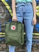 Рюкзак Kanken, хаки, фото 2