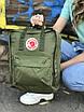 Рюкзак Kanken, хаки, фото 3