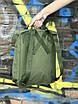 Рюкзак Kanken, хаки, фото 4
