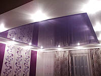Бесшовные натяжные потолки (глянец, мат, сатин)