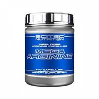 Предтренировочный комплекс Scitec Nutrition Mega Arginine (140 капс)