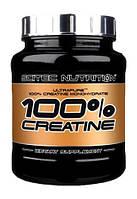 Креатин Scitec Nutrition 100% Creatine Monohydrate (300 г)