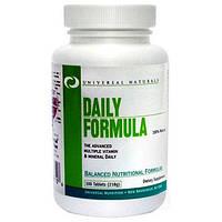 Витамины Daily Formula Universal Nutrition  100 таб.