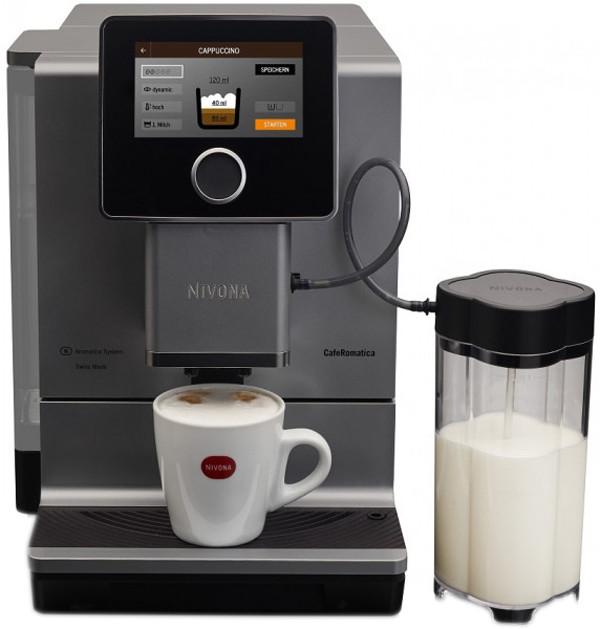 Кавомашина автоматична Nivona CafeRomatica 970