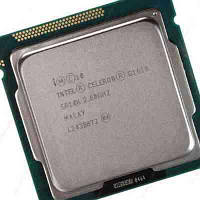 Процессор Intel Celeron G1610 2.6GHz/5GT/s/2Mb 55W Socket 1155 - в идеале!!!