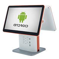 Android POS-терминал Zooty 15,6″ Dual Screen