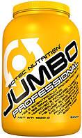 Гейнер Scitec Nutrition Jumbo Professional (1,6 кг)
