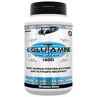Глютамин Trec Nutrition L-Glutamine extreme (200 капс)