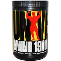 Аминокислоты Universal Amino 1900 (300 таб)