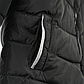 Женская Куртка Короткая Зима-Осень L (50-52) (WO001) Черная, фото 6
