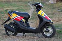 Honda Dio 35 (спорт) , фото 1