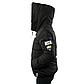Женская Куртка Короткая Зима-Осень L (50) (WO005) Черная, фото 3