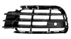 Левая решетка в бампере Вольксваген Туарег II / VOLKSWAGEN TOUAREG II (2010-)