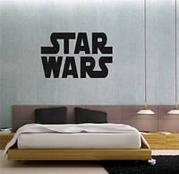 Виниловая наклейка Star Wars, фото 1