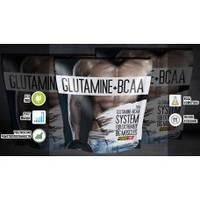 Глютамін Power Pro Glutamine + BCAA (0,5 кг) (103456) Фірмовий товар!