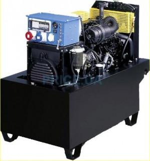 Однофазный дизельный генератор Geko 11010E-S_MEDA_SS (10,5 кВт)
