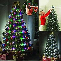 Гирлянда на елку Tree Dazzler Ring 48 LED ЛАМПОЧКИ, фото 1