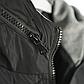 Женская Куртка Длинная Зима-Осень L (50) (WO003) Черная, фото 6