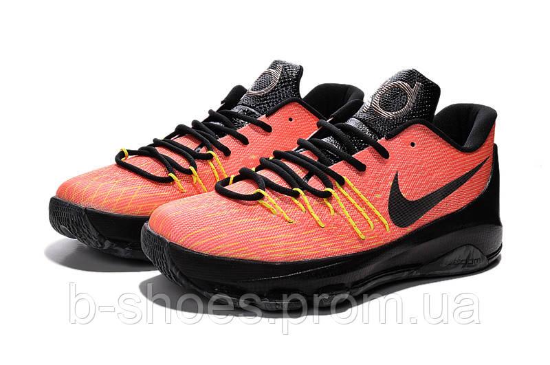 Мужские баскетбольные кроссовки Nike KD 8 (Red/Black)