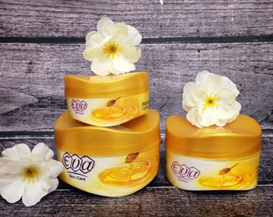 Специальный медовый крем Eva Cosmetics для нормальной кожи 170 грамм