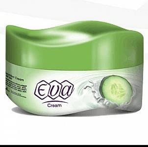 Крем Eva для особи з йогуртом і огірком зволожуючий.175 гр.