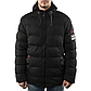 Мужская Куртка Короткая Весна M (46-48) (MO1835) Черная, фото 3